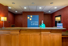 Our 24 hour front desk is always ready to welcome you.