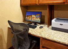 Business Center at Holiday Inn Express Willows, California