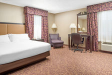Wenatchee Hotel- King Bed Guest Room