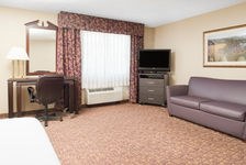 Wenatchee Hotel- Suite