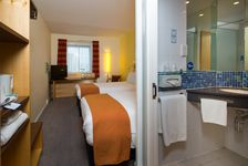 Our twin rooms sleep up to 2 adults comfortably